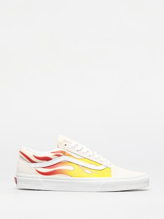 Vans Old Skool Shoes (flame/tr wht/classic wht)