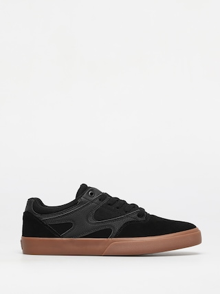 DC Kalis Vulc Shoes (black/black/gum)