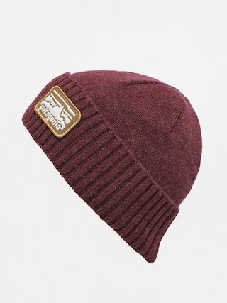 Patagonia Brodeo Beanie (chicory red)