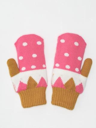 Femi Stories Taps Gloves Wmn (cpnk)