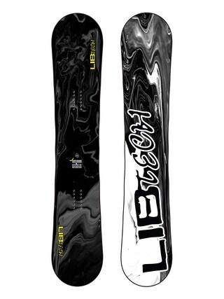 Lib Tech Skate Banana Snowboard (stealth/blacked out)