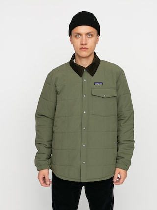 Patagonia Isthmus Quilted Jacket (industrial green)