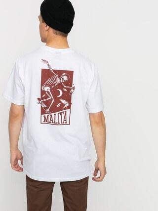 Malita Blunt 94 T-shirt (white)
