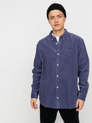 Carhartt WIP Madison Cord Shirt (cold viola)