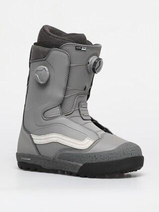 Vans Aura Pro Snowboard boots (gray/mashmallow)