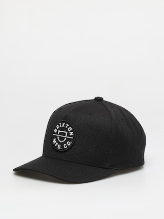 Brixton Crest C Mp Snbk Cap (black)