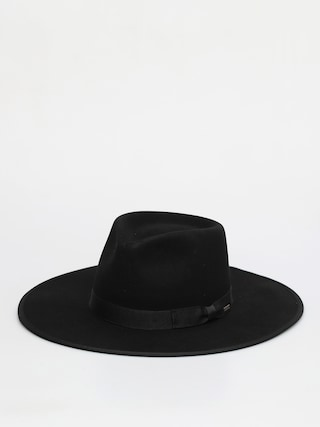 Brixton James Fedora Hat Wmn (black)