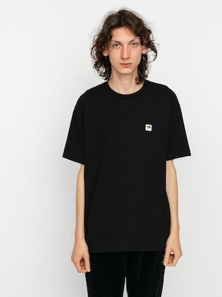 Brixton Hilt Melter T-shirt (dark brick/wine)
