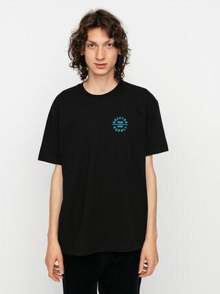 Brixton Oath V T-shirt (black/gradient)