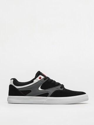 DC Kalis Vulc Shoes (black/athletic red/black)