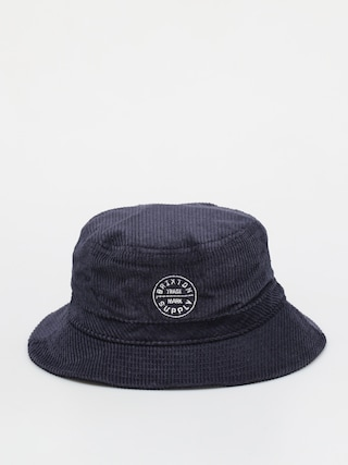 Brixton Oath Bucket Hat (navy)