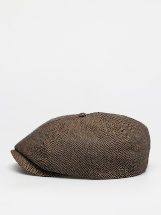 Brixton Brood Snap Cap Flat cap (brown/khaki)