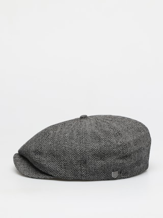 Brixton Brood Snap Cap Flat cap (grey/black)