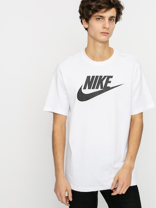 Nike Sportswear Icon T-shirt (white/black)