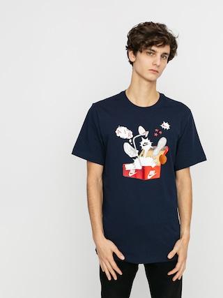 Nike Sportswear Box T-shirt (obsidian)