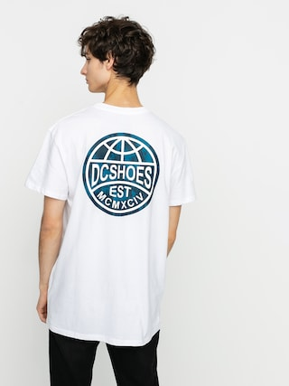 DC Around The Globe T-shirt (white)