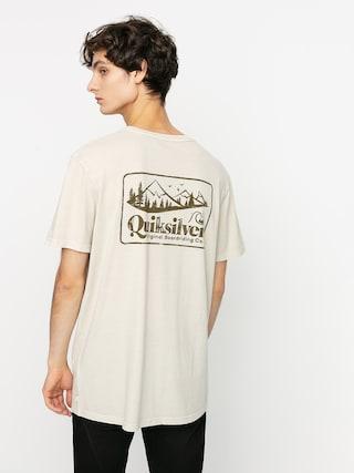 Quiksilver Old Habit T-shirt (parchment)