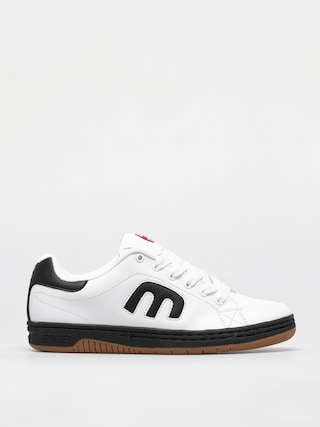 Etnies Calli Cut Shoes (white/black/red)