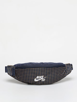 Nike SB Heritage Bum bag (midnight navy/midnight navy/white)