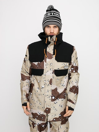 DC Haven Snowboard jacket (chocolate chip camo)