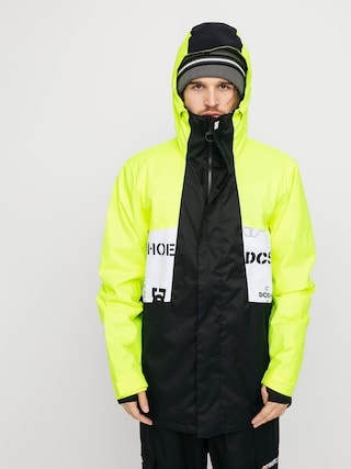DC Defy Snowboard jacket (syndicate white)