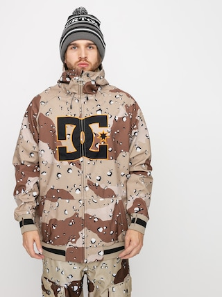 DC Spectrum Snowboard jacket (chocolate chip camo)