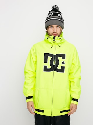 DC Spectrum Snowboard jacket (safety yellow)