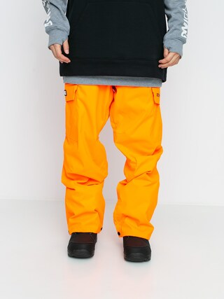 DC Banshee Snowboard pants (shocking orange)