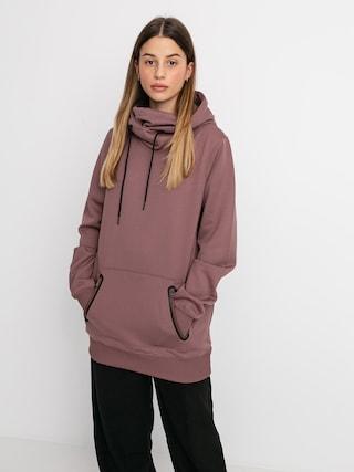Volcom Spring Shred HD Active sweatshirt Wmn (rose wood)