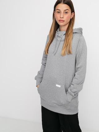 Volcom Yerba HD Active sweatshirt Wmn (heather grey)