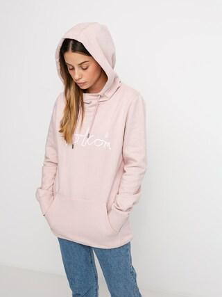Volcom Costus HD Active sweatshirt Wmn (faded pink)