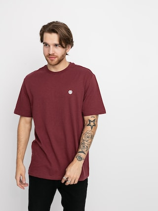 Element Crail T-shirt (vintage red)