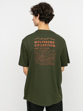 Element Marks T-shirt (forest night)