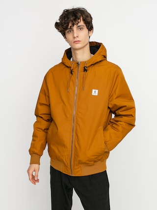 Element Dulcey Jacket (gold brown)