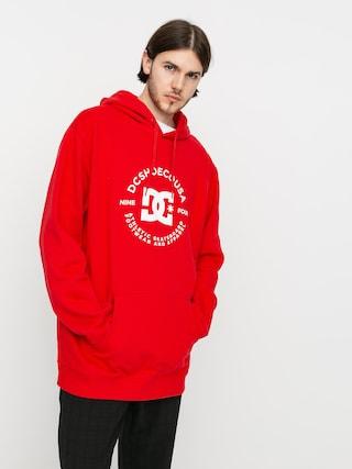 DC Star Pilot HD Hoodie (racing red)