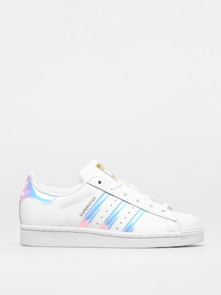 adidas Originals Superstar Shoes Wmn (ftwwht/goldmt/cblack)