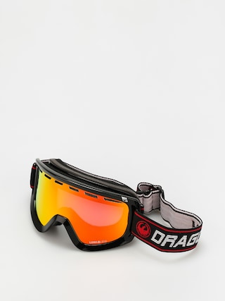 Dragon D1 Otg Goggles (infrared/ll red ion/ll rose)