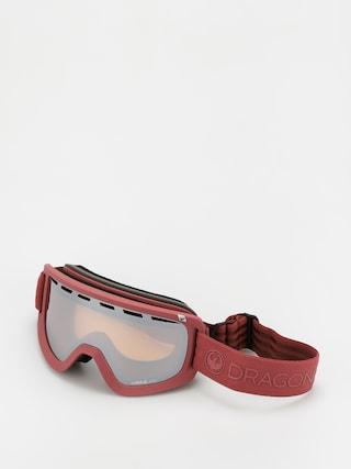 Dragon D1 Otg Goggles (mauve/ll silver ion/ll rose)