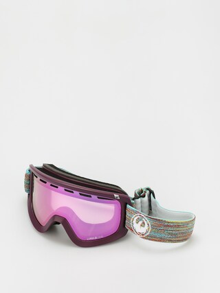 Dragon D1 Otg Goggles (shred together/ll pink ion/ll dark smoke)