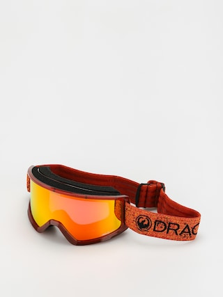 Dragon DX3 Otg Goggles (light fire/ll red ion)