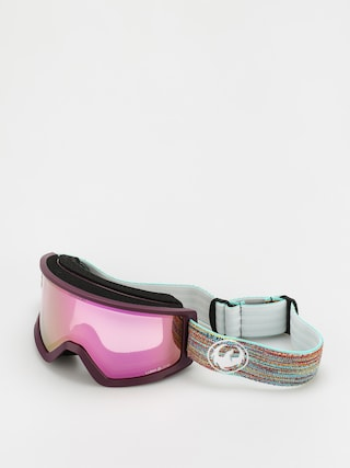 Dragon DX3 Otg Goggles (shred together/ll pink ion)
