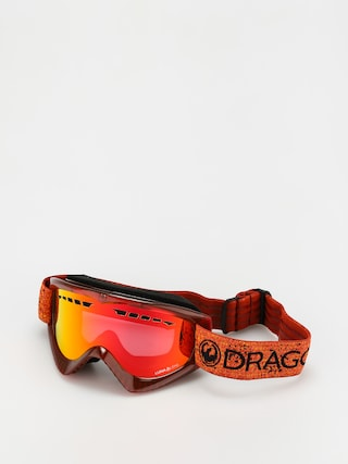 Dragon Dx Goggles (light fire/ll red ion)