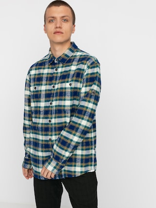 Quiksilver Intrepide Explorer Shirt (estate blue intrepide explorer)