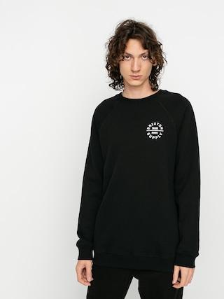 Brixton Oath V Crew Sweatshirt (black)