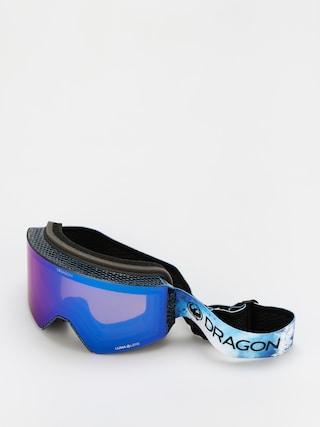 Dragon Rvx Otg Goggles (permafrost/ll blue ion/ll amber)