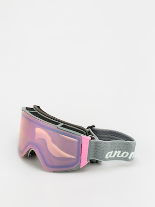Anon Sync Goggles Wmn (gray pop/perceive cloudy pink)