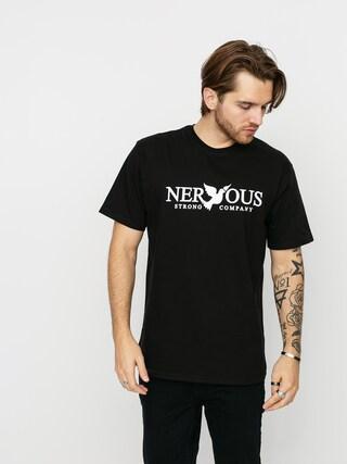 Nervous Classic T-shirt (black)