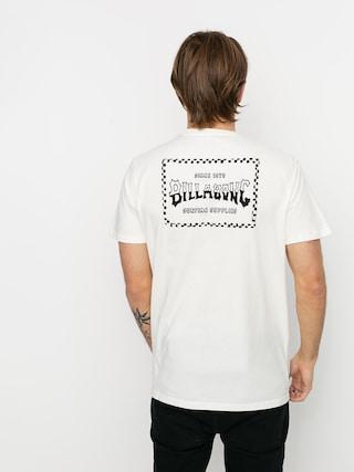 Billabong Supply Wave T-shirt (off white)