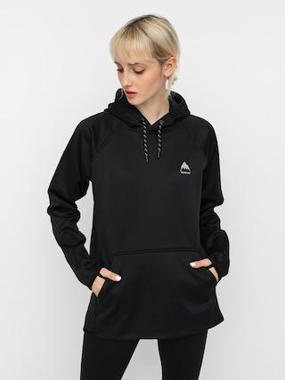 Burton Crown Weatherproof HD Active sweatshirt Wmn (true black)