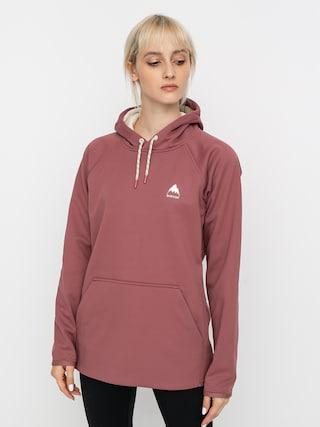 Burton Crown Weatherproof HD Active sweatshirt Wmn (rose brown)